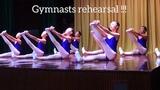 Amazing chinese gymnast show Chinese kids dance performance