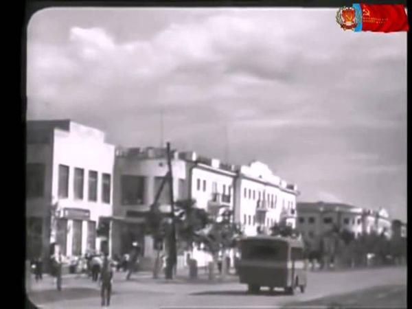 Уфа - Советская 60-70 годы