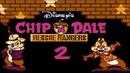 Чип и Дейл 2 Прохождение на Денди Chip 'n Dale Rescue Rangers 2 Nes Longplay