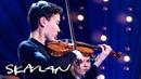 16 year old Daniel Lozakovich plays Bach | SVT/NRK/Skavlan