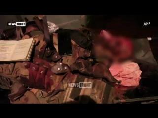 ( 18) Видео с телефона убитого сослуживцами ВСУшника Дмитрия Украинского