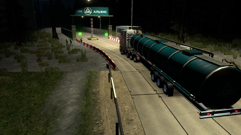 DOLBANATOR 174: Euro Truck Simulator 2 - Суровая Россия «Байкал» R20. Тяжёлые и Опасные Дороги Байкала!