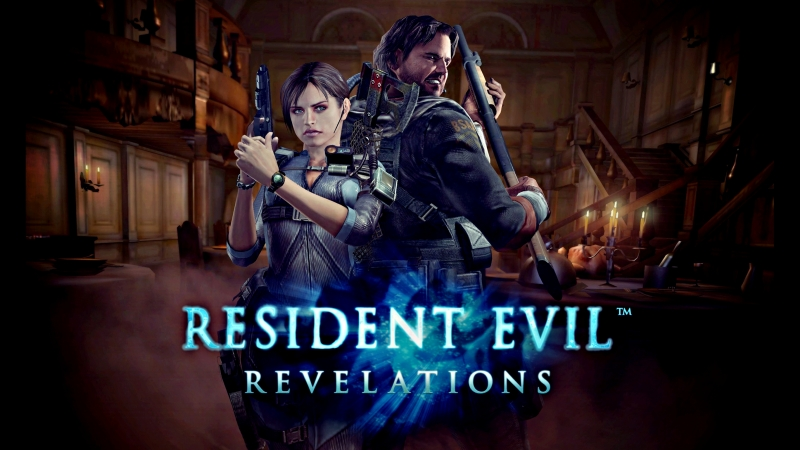 Resident Evil REVELATIONS В пучину 1