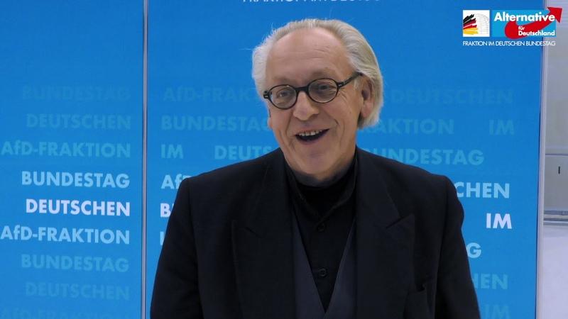 Martin Renner zur medialen Meinungsmache beim Global Compact for Migration - AfD-Fraktion