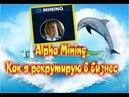 Alpha Mining - Как я рекрутирую в бизнес