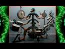 Aphex Twin Chris Cunningham - Monkey Drummer HD