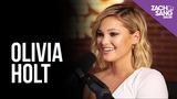 Olivia Holt Talks Cloak & Dagger, Wrong Move & Taylor Lautner
