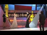 2010.12.30 SS501 Kim Hyun Joong won - II3C Drama Award 2010 Popularity Award