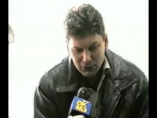 Интервью с Юрием Хоем 😉🎼🎼🎼