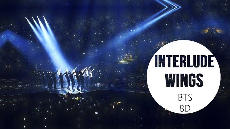 BTS (방탄소년단) - INTERLUDE : WINGS [8D CONCERT VER USE HEADPHONES] 🎧