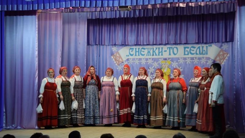 Фольклорный коллектив Отрада Сурский культурный центр Пинежский район
