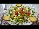 Греческий салат. С особенной заправкой:)