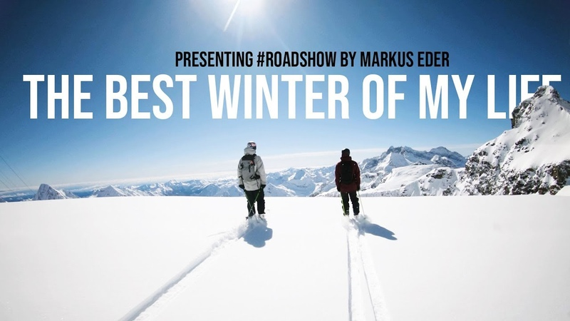 THE BEST WINTER OF MY LIFE - presenting ROADSHOW by Markus Eder