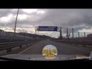 В районе Мирного сегодня обогнали. Видимо с трассы Формулы-1 выскочили. 🏎