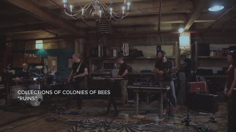 Collections of Colonies of Bees - Ruins [OFFICIAL MUSIC VIDEO]