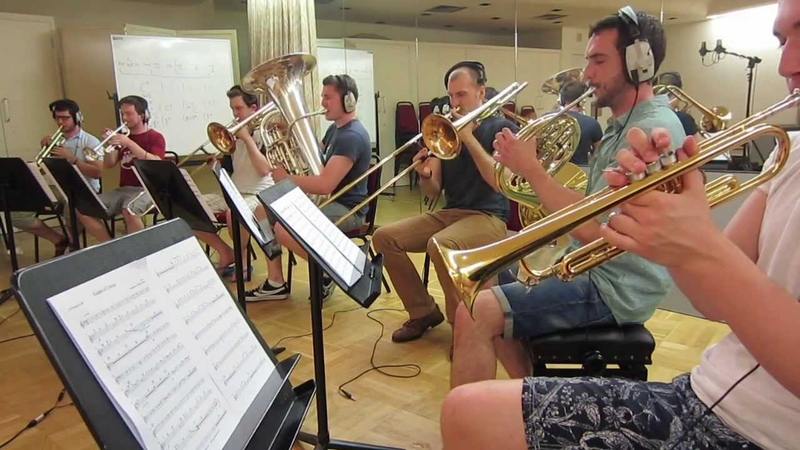 Vigilante Brass - Knights of Cydonia - Muse Brass Cover