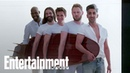 'Queer Eye' Guys Dish On Sudden Fame Fan Reaction And More Cover Shoot Entertainment Weekly
