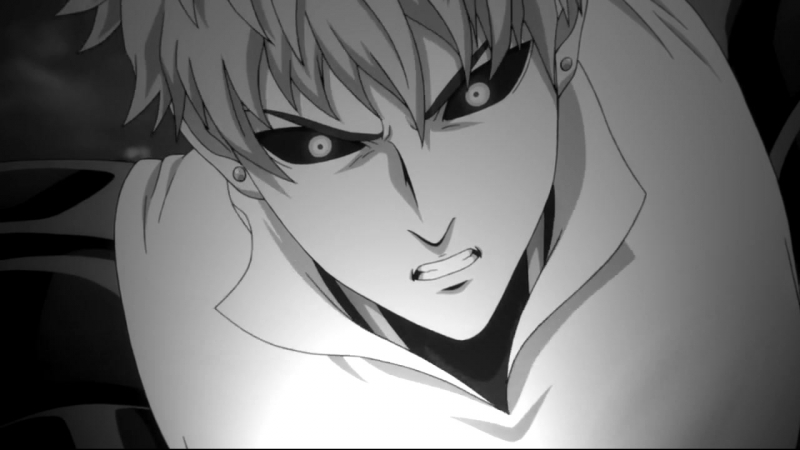 [One Punch Man] Mad