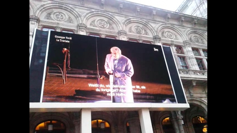 Wiener Staatsoper, Placido Domingo