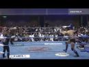 The Bodyguard vs. Shuji Ishikawa (AJPW Champion Carnival 2018 - Day 11)