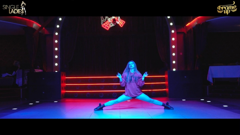 Marina Kireeva Solo Dance Show FRAME UP BELARUS 2018