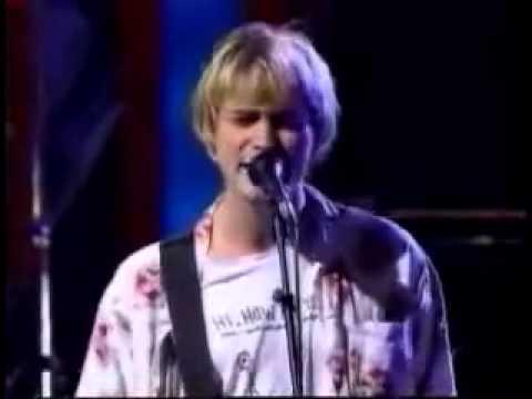 Nirvana Rape Me Lithium MTV Video Music Awards 1992