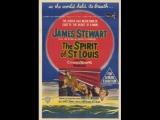 The Spirit of St. Louis (1957) James Stewart, Murray Hamilton, Patricia Smith