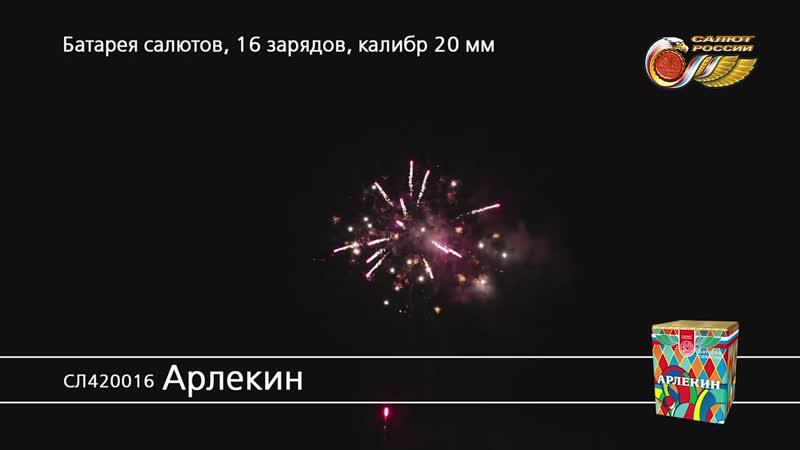 СЛ420016 Арлекин 24 1 18