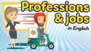 Professions and jobs in English