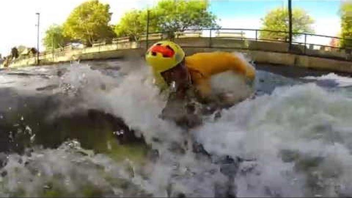 Основы плавания в каякерском спасике / Swiftwater Swimming Fundamentals