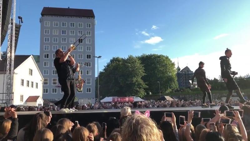 Marcus Martinus - Slalom - Ei Som Deg - Plystre På Deg - Hei - LIVE Bergen 2018