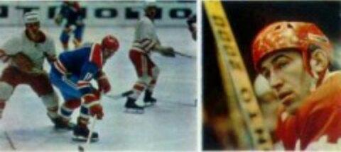 День памяти.Анатолий Фирсов Советский хоккеист, олимпийский чемпион 1 февраля 1941 — 24 июля 2000
