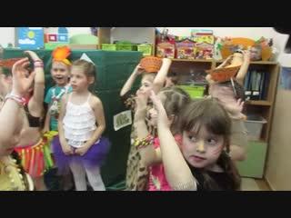 мастер-класс в 96 детском саду