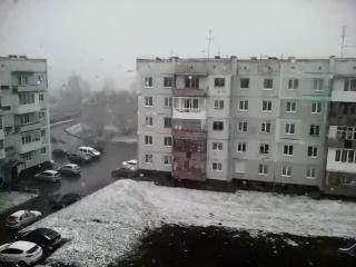 19 мая 2018 года (Кемерово, Кедровка).