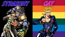 Ranking Every Joestar From Straightest to Gayest