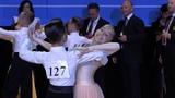 Файзрахманов Айнур - Амирова Полина, English Waltz | Дети-2 Европейская программа