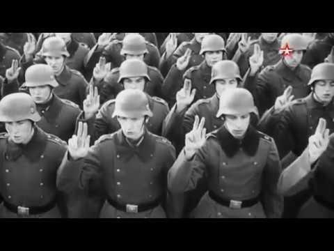 Непобедимая Совeтская Армия.Экономика СССР на Военом Положении..Док.Кино