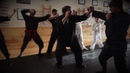 Gyokko Ryu Jeweled Tiger school practice at The Dojo Martial Arts Cincinnati Ohio
