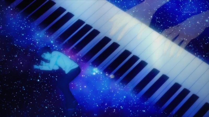 Рояль в лесу 07 серия [Русские субтитры AniPlay.TV] Piano no Mori