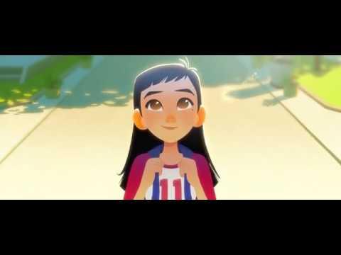 Один маленький шаг Короткометражный мультик HD   Анимационные мультфильмы