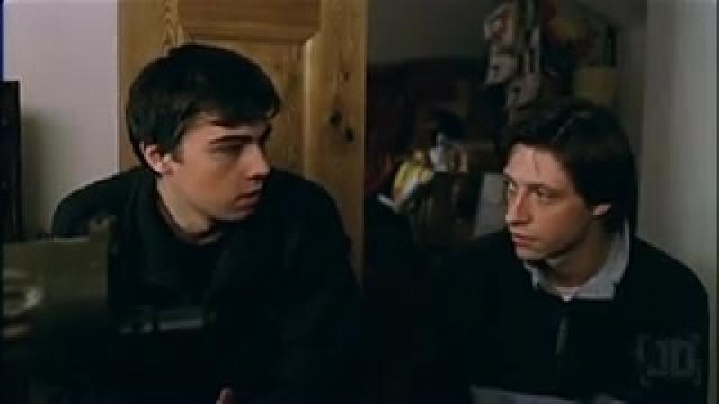 Отрывок из фильма Брат и Брат 2 (песня группы смысловые галлюцинации - вечно молодой).mp4