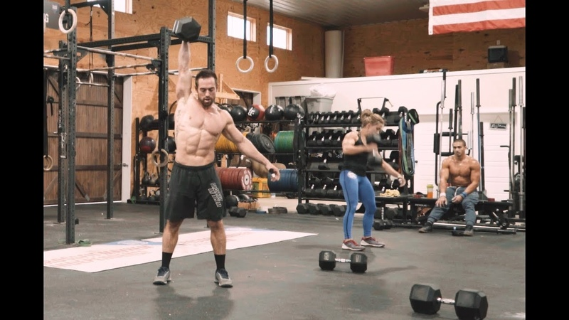 GHD DB Snatch Muscle Up Workout 11.12.18