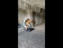 Музыка в акустической пещере Parthen i Romania