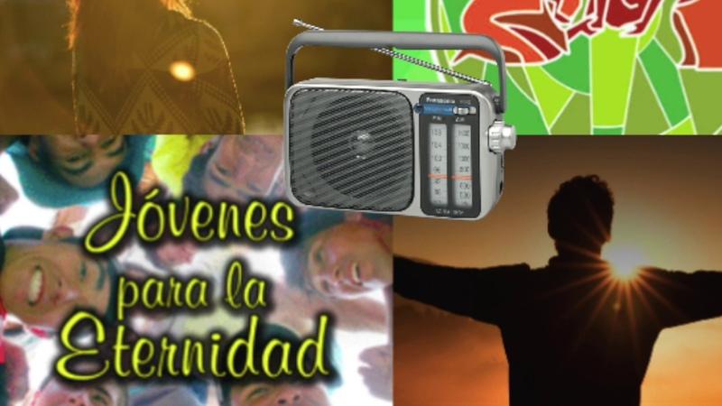 ¡Entrevista en radio! / ¡Es Posible la Esperanza! en el programa Jóvenes para la Eternidad