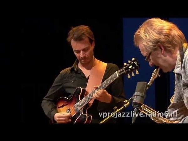 Jasper Blom Quartet speelt Knor