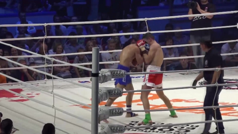 Битва Чемпионов 8: Тимур Надров (Кикбоксинг) против Альберто Симон Монтеро (Кикбоксинг)