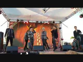 [FC|VK][30.11.2018] KIIS Jingle Ball Village in Los Angeles - Trespass