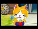 N3DS Yo Kai Watch 3 Screenshot Portfolio