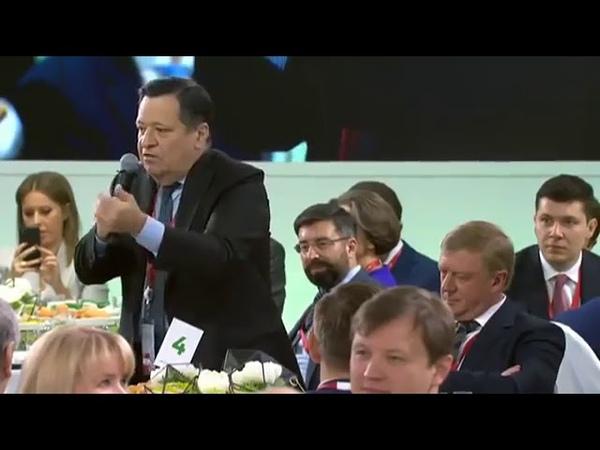 Греф vs. Макаров. Жесть на ПМЭФ 2018