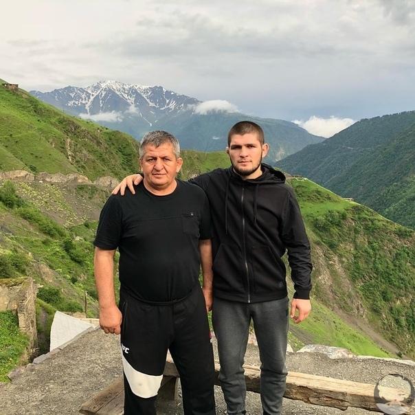 Хабиб Нурмагомедов - Это конечно не то, чему Отец меня учил, но это было дело чести.